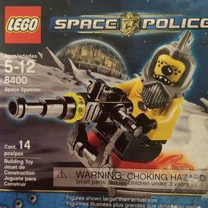 LEGO Space Police #8400 NIB